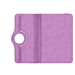 Floral pattern Kindle Fire HDX 8.9  Flip 360 Case