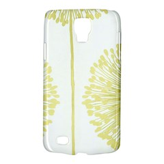 Flower Floral Yellow Galaxy S4 Active