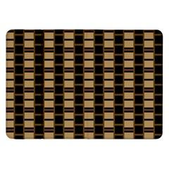 Geometric Shapes Plaid Line Samsung Galaxy Tab 8.9  P7300 Flip Case