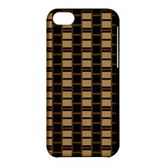 Geometric Shapes Plaid Line Apple iPhone 5C Hardshell Case