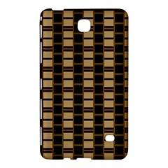 Geometric Shapes Plaid Line Samsung Galaxy Tab 4 (7 ) Hardshell Case