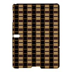 Geometric Shapes Plaid Line Samsung Galaxy Tab S (10.5 ) Hardshell Case