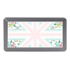 Frame Flower Floral Sunflower Line Memory Card Reader (Mini)