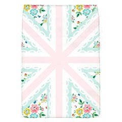 Frame Flower Floral Sunflower Line Flap Covers (S)