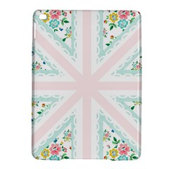 Frame Flower Floral Sunflower Line iPad Air 2 Hardshell Cases
