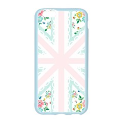 Frame Flower Floral Sunflower Line Apple Seamless iPhone 6/6S Case (Color)