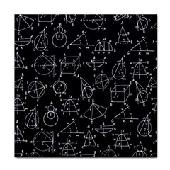Geometry Geometry Formula Face Towel