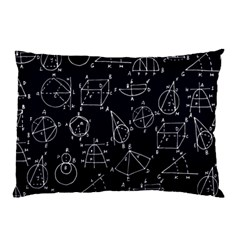 Geometry Geometry Formula Pillow Case
