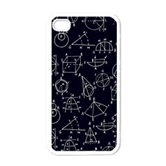 Geometry Geometry Formula Apple iPhone 4 Case (White)