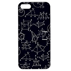Geometry Geometry Formula Apple iPhone 5 Hardshell Case with Stand