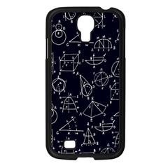 Geometry Geometry Formula Samsung Galaxy S4 I9500/ I9505 Case (Black)