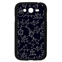 Geometry Geometry Formula Samsung Galaxy Grand DUOS I9082 Case (Black)