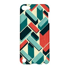 German Synth Stock Music Plaid Apple iPod Touch 5 Hardshell Case