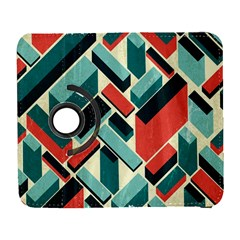German Synth Stock Music Plaid Galaxy S3 (Flip/Folio)