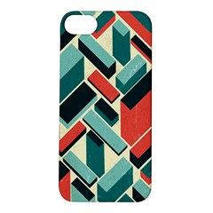 German Synth Stock Music Plaid Apple iPhone 5S/ SE Hardshell Case