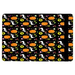Ghost Pumkin Craft Halloween Hearts iPad Air Flip
