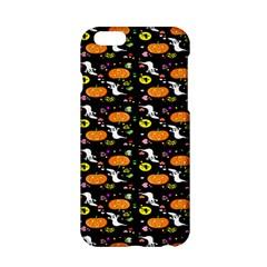 Ghost Pumkin Craft Halloween Hearts Apple iPhone 6/6S Hardshell Case