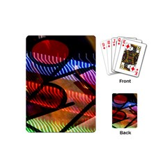 Graphic Shapes Experimental Rainbow Color Playing Cards (Mini)