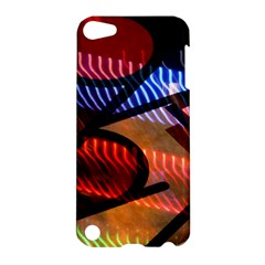 Graphic Shapes Experimental Rainbow Color Apple iPod Touch 5 Hardshell Case