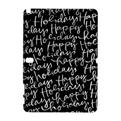 Happy Holidays Galaxy Note 1
