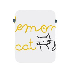 Lemon Animals Cat Orange Apple iPad 2/3/4 Protective Soft Cases