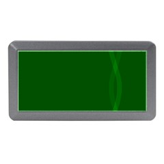 Mug Green Hot Tea Coffe Memory Card Reader (Mini)