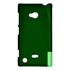 Mug Green Hot Tea Coffe Nokia Lumia 720
