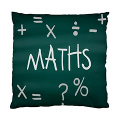 Maths School Multiplication Additional Shares Standard Cushion Case (Two Sides)