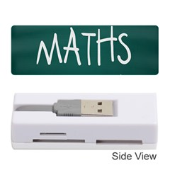 Maths School Multiplication Additional Shares Memory Card Reader (Stick)