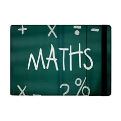 Maths School Multiplication Additional Shares iPad Mini 2 Flip Cases