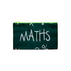 Maths School Multiplication Additional Shares Cosmetic Bag (XS)