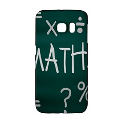 Maths School Multiplication Additional Shares Galaxy S6 Edge