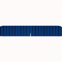 Rain Blue Sky Water Black Line Small Bar Mats