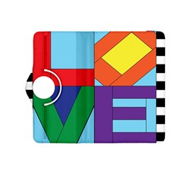 Rainbow Love Kindle Fire HDX 8.9  Flip 360 Case