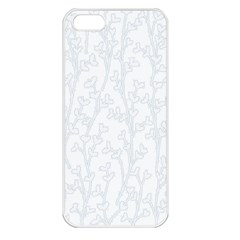 Colors Apple iPhone 5 Seamless Case (White)