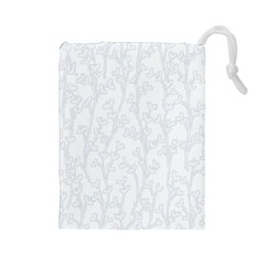 Colors Drawstring Pouches (Large)