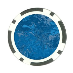 Colors Poker Chip Card Guard