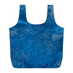 Colors Full Print Recycle Bags (L)