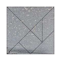 Lake Shine Acrylic Tangram Puzzle (6  x 6 )