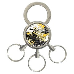 Colors 3-Ring Key Chains