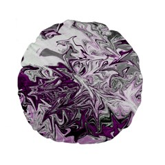 Colors Standard 15  Premium Flano Round Cushions