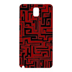 Pattern Samsung Galaxy Note 3 N9005 Hardshell Back Case