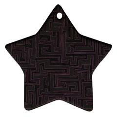 Pattern Ornament (Star)