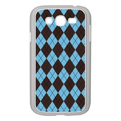 Pattern Samsung Galaxy Grand DUOS I9082 Case (White)