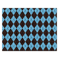 Plaid pattern Rectangular Jigsaw Puzzl