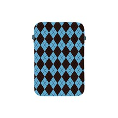 Plaid pattern Apple iPad Mini Protective Soft Cases