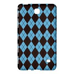 Plaid pattern Samsung Galaxy Tab 4 (8 ) Hardshell Case