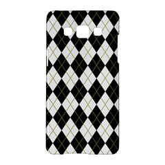 Plaid pattern Samsung Galaxy A5 Hardshell Case