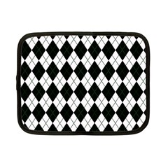 Plaid pattern Netbook Case (Small)