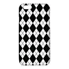 Plaid pattern iPhone 6/6S TPU Case